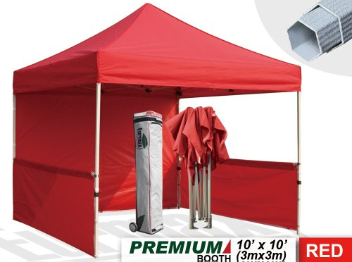 Outdoor Exhibition Stall : Eurmax premium trade show tent event canopy market