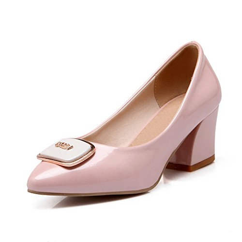 balamasa-damen-low-heels-massive-patent-leder-pumps-shoes-rosa-rose-grosse-34