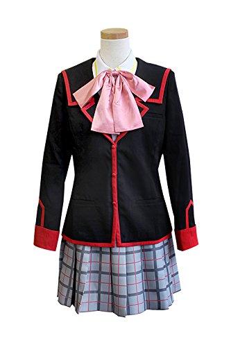 4961524644070 ACOS コスプレ 衣装 リトルバスターズ! 女子制服/サイズ-M