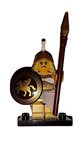 LEGO Mini-Figures - Battle Goddess - (Series 12) + Online Code