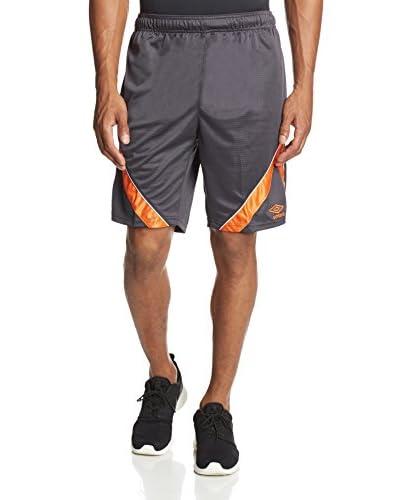 Umbro Men's Mix Fabric Fashion Shorts