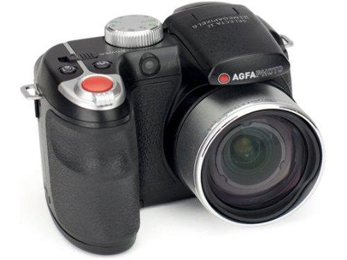 Best Buy AGFAPHOTO Selecta 16 Selecta Black 16 MP Digital Camera with
