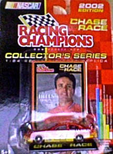 "Racing Champions 2002 Edition ""Chase the Race"" Collectors Series: Hut Stricklin #23 1:64 - 1"