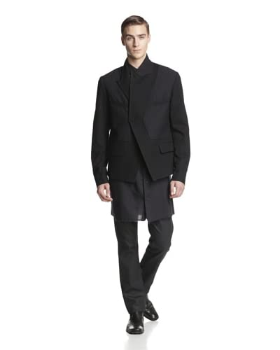 Alexandre Plokhov Men's Unstructured Blazer