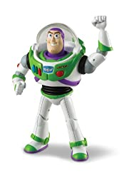 BUZZ LIGHTYEAR Toy Story Posable Action Figure - Disney / Pixar