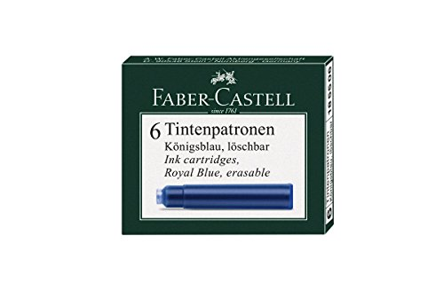 faber-castell-185506-tintenpatronen-standard-6-stuck-blau