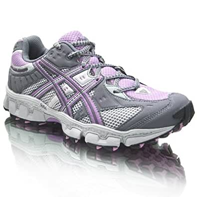 Asics Lady Gel Trail Attack 5 Running Shoes - 10