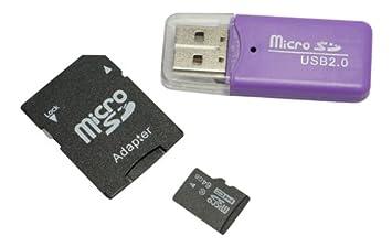 carte mémoire micro sd 64 go Carte mémoire micro SD 64 go + adaptateur SD + clé USB adaptateur
