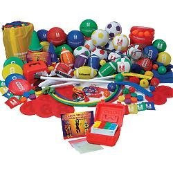CATCH® 6 - 8 Activity Kit & Equipment Package by adaptive sports