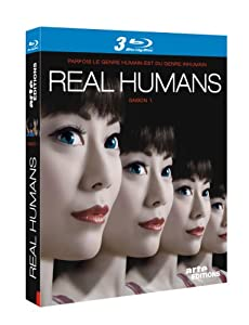 Real Humans - Saison 1 [Blu-ray]