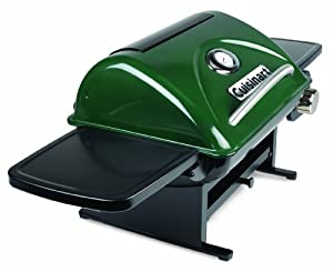 Cuisinart CGG-220 Everyday Portable Gas Grill, Green by Cuisinart