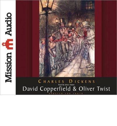 David Copperfield & Oliver Twist (CHRISTIAN AUDIO) (CD-Audio) - Common