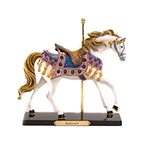 Bedazzled Pony Figurine