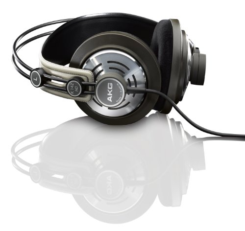 Akg K142Hd Studio High Definition Semi-Open Headphones (Mocha/Sand)