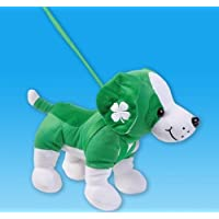 "10.5"" Pet Beagle With Leash, Case Of 12"