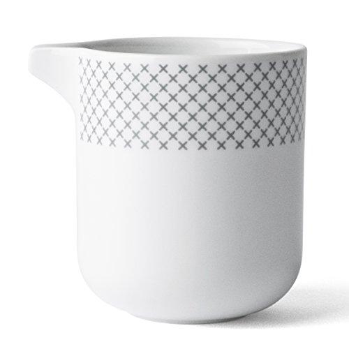 Menu-4580050-Pot--lait-Motif-point-de-croix-Gris-Hauteur-85-cm-Diamtre-8-cm-025-l