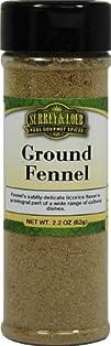 Surrey   Loeb Ground Fennel-2.2 Ground