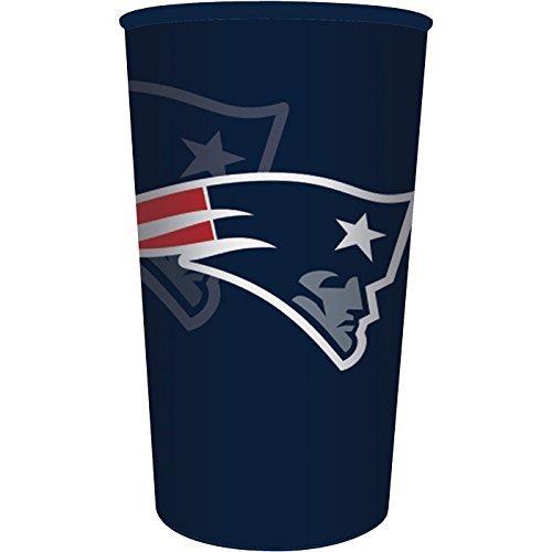 Tervis Tumbler New England Patriots 15oz. Travel Mug with Lid