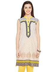 Corpo Bello Ladies Synthetic KURTA - B00YS8CSHI