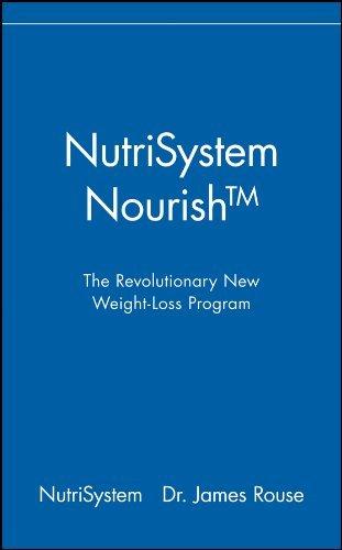[ NUTRISYSTEM NOURISH: THE REVOLUTIONARY NEW WEIGHT-LOSS PROGRAM - GREENLIGHT ] BY NutriSystem ( Author ) Mar - 2004 [ Hardcover ]
