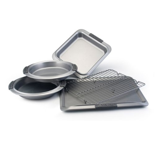 Anolon Advanced Nonstick Bakeware 5-Piece Set