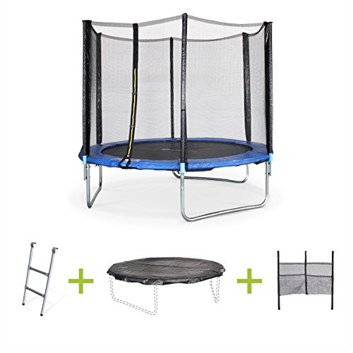 acheter un trampoline avec ou sans filet meilleur loisir. Black Bedroom Furniture Sets. Home Design Ideas
