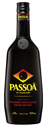 Passoa discount duty free Passoa Passion Fruit Liqueur 70 cl