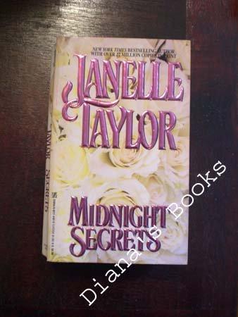 Midnight Secrets (Zebra Historical Romance), Janelle Taylor