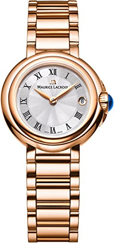 Maurice Lacroix Fiaba Round FA1003-PVP06-110 Reloj de Pulsera para mujeres muy elegante