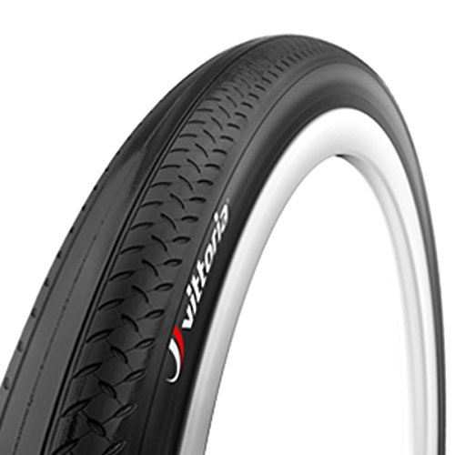 Vittoria Street Runner Tire, Black, 26 x 1.25 (26 Commuter Tire compare prices)