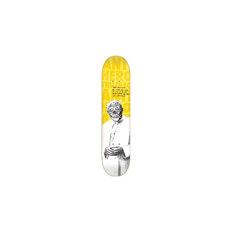 145c2d75b6c Anti Hero Trujillo Alive Deck 8.18 Skateboard Decks on PopScreen