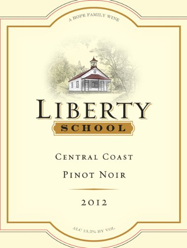 2012 Liberty School Pinot Noir 750 Ml