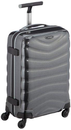 Samsonite Firelite Spinner 55/20, 55 cm, 35 litri, Charcoal