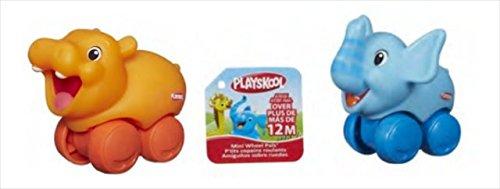 Pla Mini Wheel Pals Play-Doh Toy Assortment