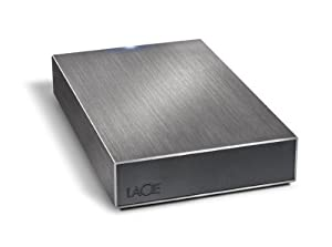 LaCie Minimus 2 TB USB 3.0 Desktop External Hard Drive 301967