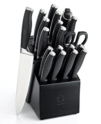 Martha Stewart Collection Cutlery, Modern 20 Piece Set
