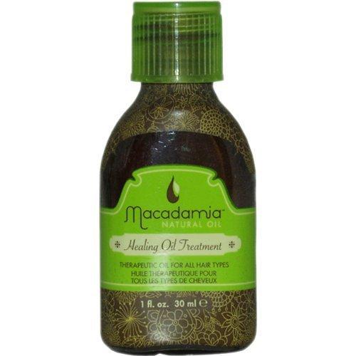 Olio Naturale Di Macadamia Per Cura Trattamento dei Capelli - Flacone da 30 ml