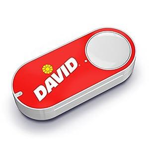 David Sunflower Seeds Dash Button from Amazon