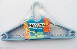 Arrison Nayasa plastic cloth hanger 12 pcs set