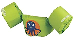 Stearns Kids Puddle Jumper Basic Life Jacket,30-50 lbs.,Cancun Octopus