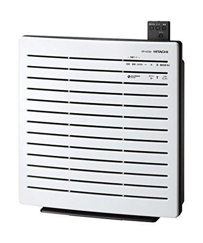日立【PM2.5対応】空気清浄機 ホワイト EP-KZ30 W
