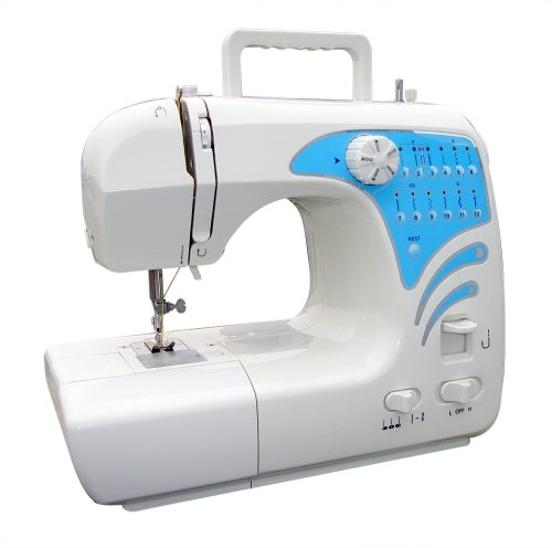 Michley SS-602 Sew & Sew Electronic Sewing Machine with 60 Stitch Functions