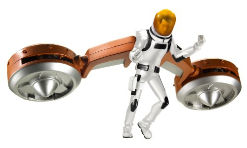 Generator Rex Twin Blaster Boogie Pack and Rex Figure