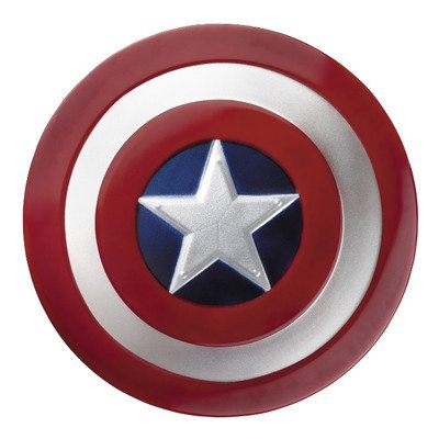 Captain America Movie Shield Size: Adult