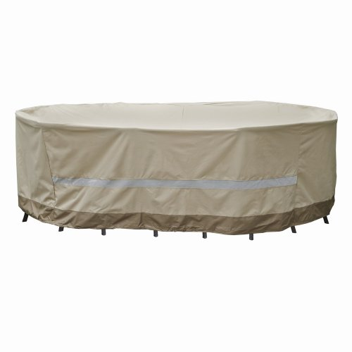 Patio Armor SF X Mega Table and Chair Cover