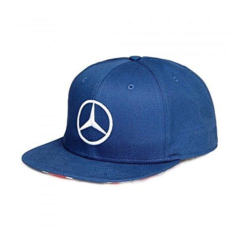 Lewis mercedes amg petronas casquette de gp silverstone for Mercedes benz snapback