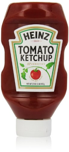 Heinz Ketchup, Easy Squeeze, 32 Oz front-1031785
