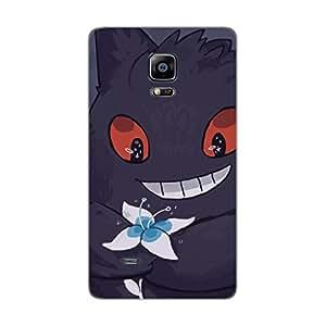 Designer Phone Case Cover for SamsungNote4Edge Cartoon