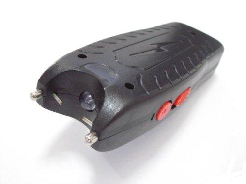 LEDライト付き護身用スタンガン OD-JSJ-888 コンパクトサイズ フラッシュライト ハンディライト