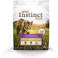 Nature's Variety Instinct Grain-Free Dry Cat Food
